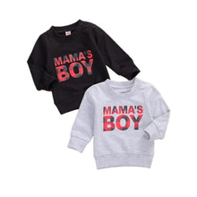 Load image into Gallery viewer, Mama's Boy Sweatshirt
