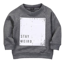 Load image into Gallery viewer, Stay Weird Sweatshirt