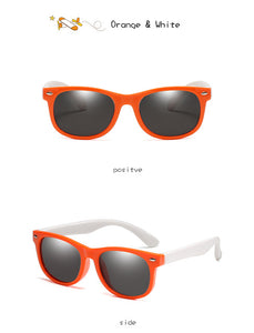 Polarized Baby Sunglasses in Multiple Colorways