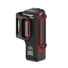 Load image into Gallery viewer, Lezyne Strip Drive Pro Red 300 Lumen Rear Light