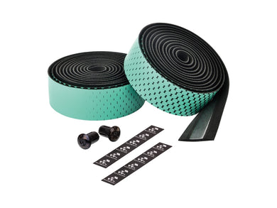 Ciclovation Advanced Bar Tape with Leather Touch - Fusion Series (Turquoise) 3620.22328