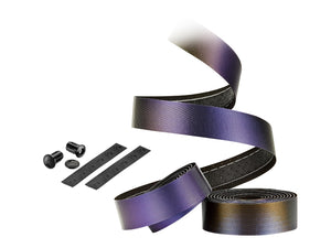 Ciclovation Premium Bar Tape with Halo Touch - Irradiant Violet 3620.26614