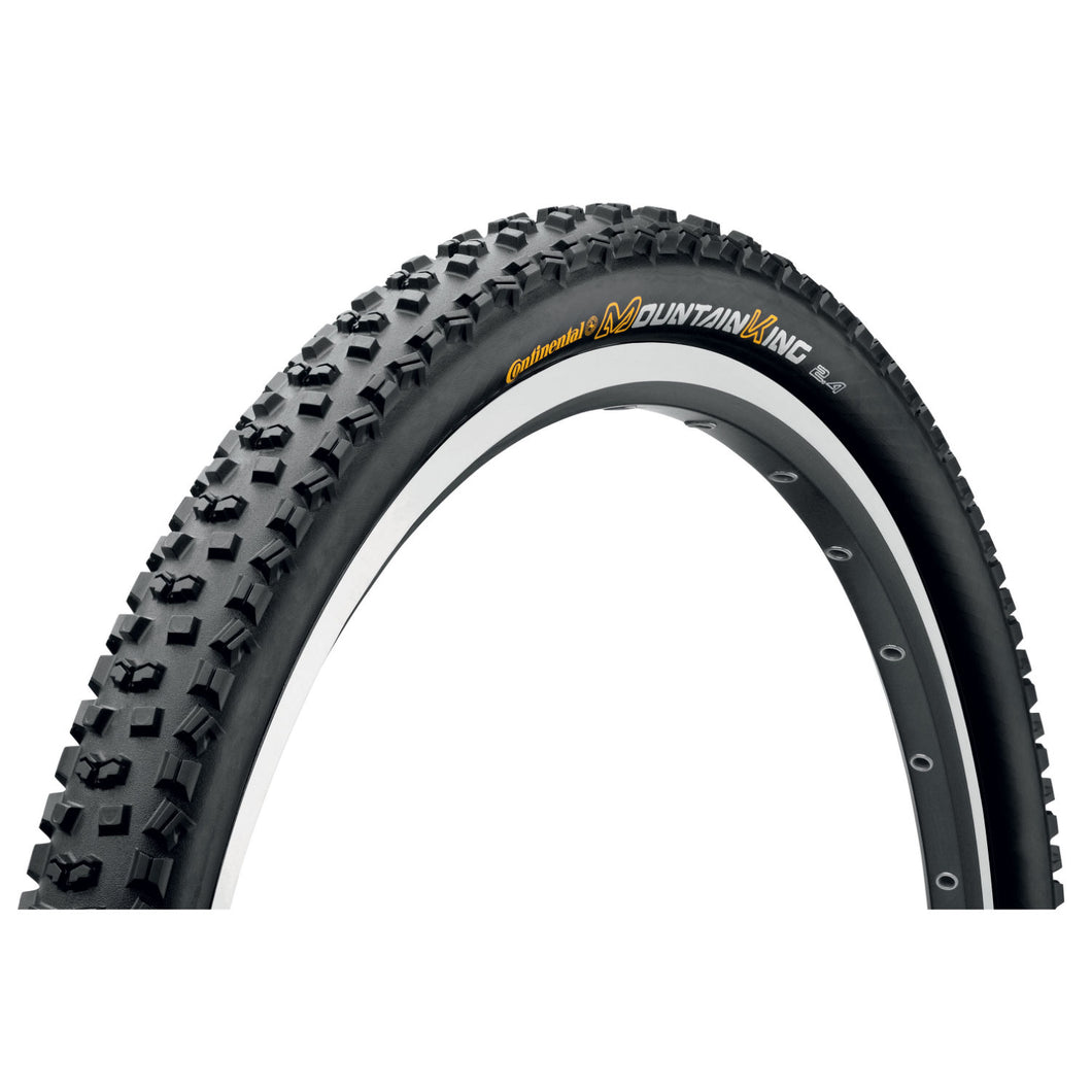 Continental Mountain King II UST Tubeless Tire 26x2.2