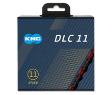 Load image into Gallery viewer, KMC X11-DLC 11 Speed DLC Diamond Light Coat Chain