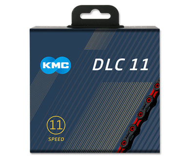 KMC X11-DLC 11 Speed DLC Diamond Light Coat Chain