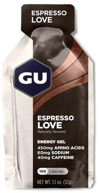 GU Energy Gel Expresso Love