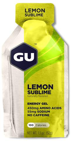 GU Energy Gel Lemon Sublime