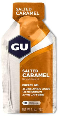 GU Energy Gel Salted Caramel