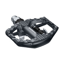 Load image into Gallery viewer, Shimano PD-EH500 Bicycle SPD Pedal (Black)