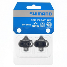Load image into Gallery viewer, Shimano SPD Cleats