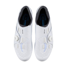 Load image into Gallery viewer, Shimano SH-RC300 Road Cycling Shoes (White)