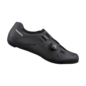 Shimano SH-RC300 Road Cycling Shoes (Black)