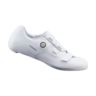 Shimano SH-RC500 Road Cycling Shoes (White)