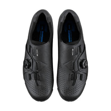 Load image into Gallery viewer, Shimano SH-XC300 MTB Cycling Shoes (Black)