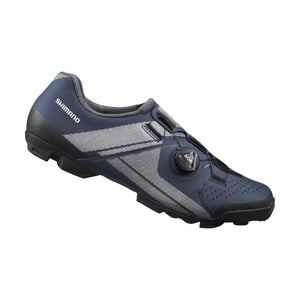 Shimano SH-XC300 MTB Cycling Shoes (Navy)