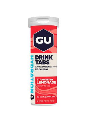 GU Tabs Strawberry Lemonade
