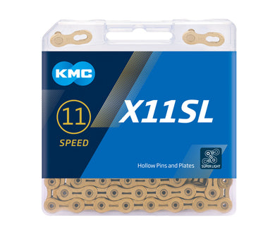 KMC X11SL 11 Speed Super Light Chain