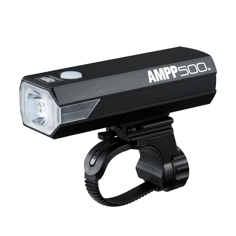 Cateye AMPP 500 LED Front Light HL-EL088RC