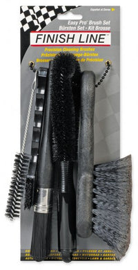 Finish Line Easy Pro Cleaning Brush Tool Set
