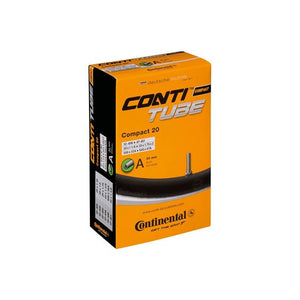 Continental Compact 20 Tube 20x1.25/1.75 Schrader