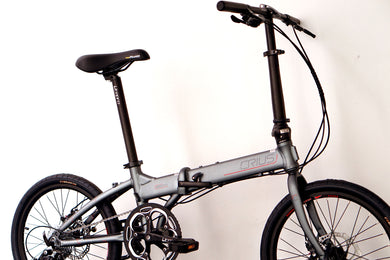 Crius Master-D 20-inch Foldable Bike