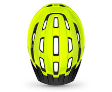 Load image into Gallery viewer, MET Helmet Downtown (Fluo Yellow Glossy)