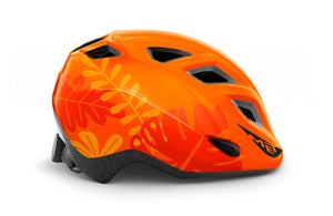 MET Kid's Helmet Elfo Genio Orange Jungle