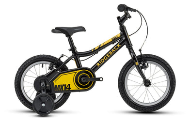 Ridgeback MX14 14 inch Junior Bicycle (Black)AVAILABLE FROM 26-OCT 20
