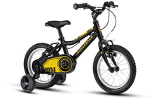 Load image into Gallery viewer, Ridgeback MX14 14 inch Junior Bicycle (Black)