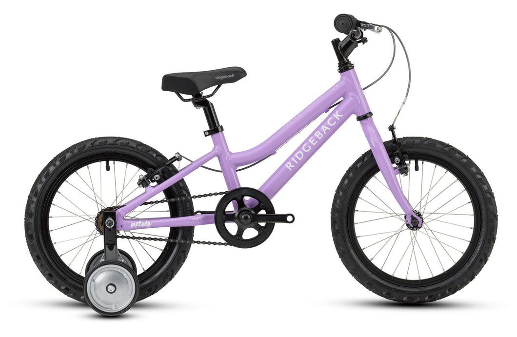 Ridgeback Melody 16 inch Junior Bicycle (Lilac)