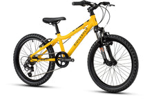 Load image into Gallery viewer, Ridgeback MX20 20 inch Junior Bicycle (Yellow)