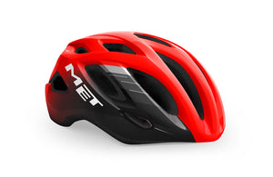 MET Helmet Idolo (Red Black)