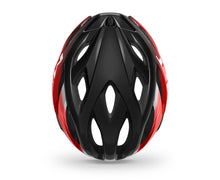 Load image into Gallery viewer, MET Helmet Idolo (Black Red Metallic)