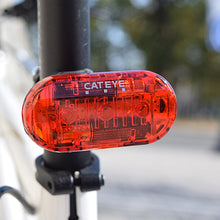 Load image into Gallery viewer, Cateye Omni 3 LED Rear Light TL-LD135-R