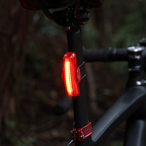 Cateye Rapid Kinetic X2 LED Rechargeable Rear Light TL-LD710K