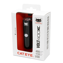 Load image into Gallery viewer, Cateye Volt 400XC HL-EL070RC Black