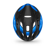 Load image into Gallery viewer, MET Helmet Rivale MIPS (Black Blue Metallic)