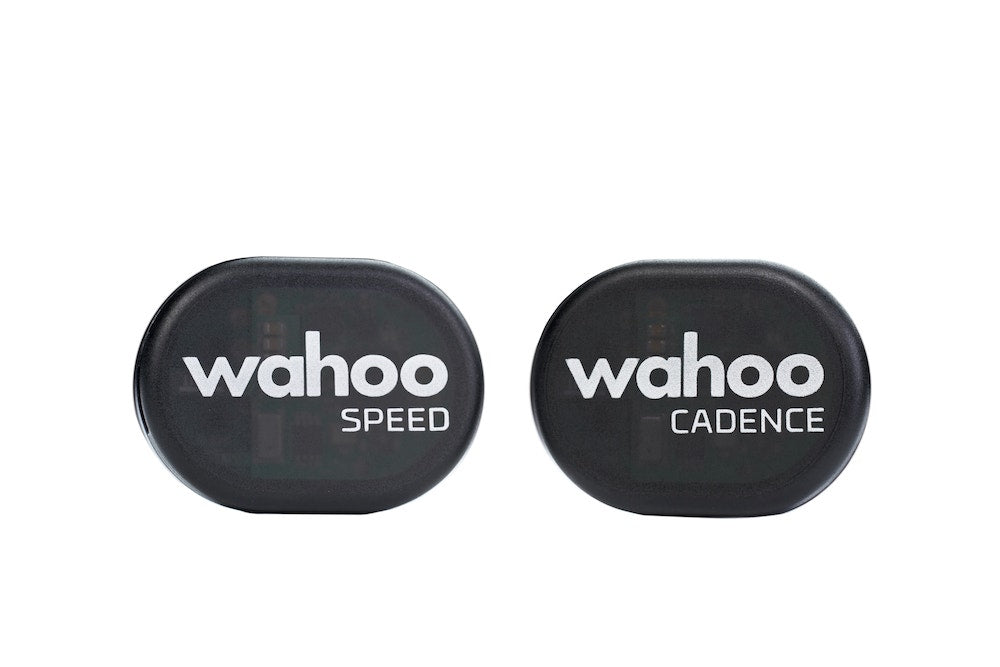 Wahoo RPM Bluetooth and ANT+  Speed & Cadence Sensor Bundle Pack