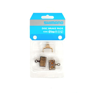 Shimano Metal Disc Brake Pads K04S