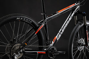 SILVERBACK Stride 27-HD10 Mountain Bike