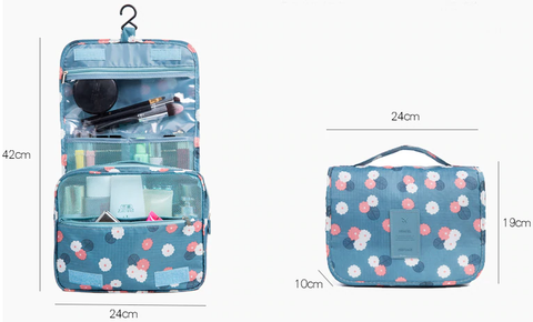 Wall Mounted Travel Toiletry Bag - Strong Store