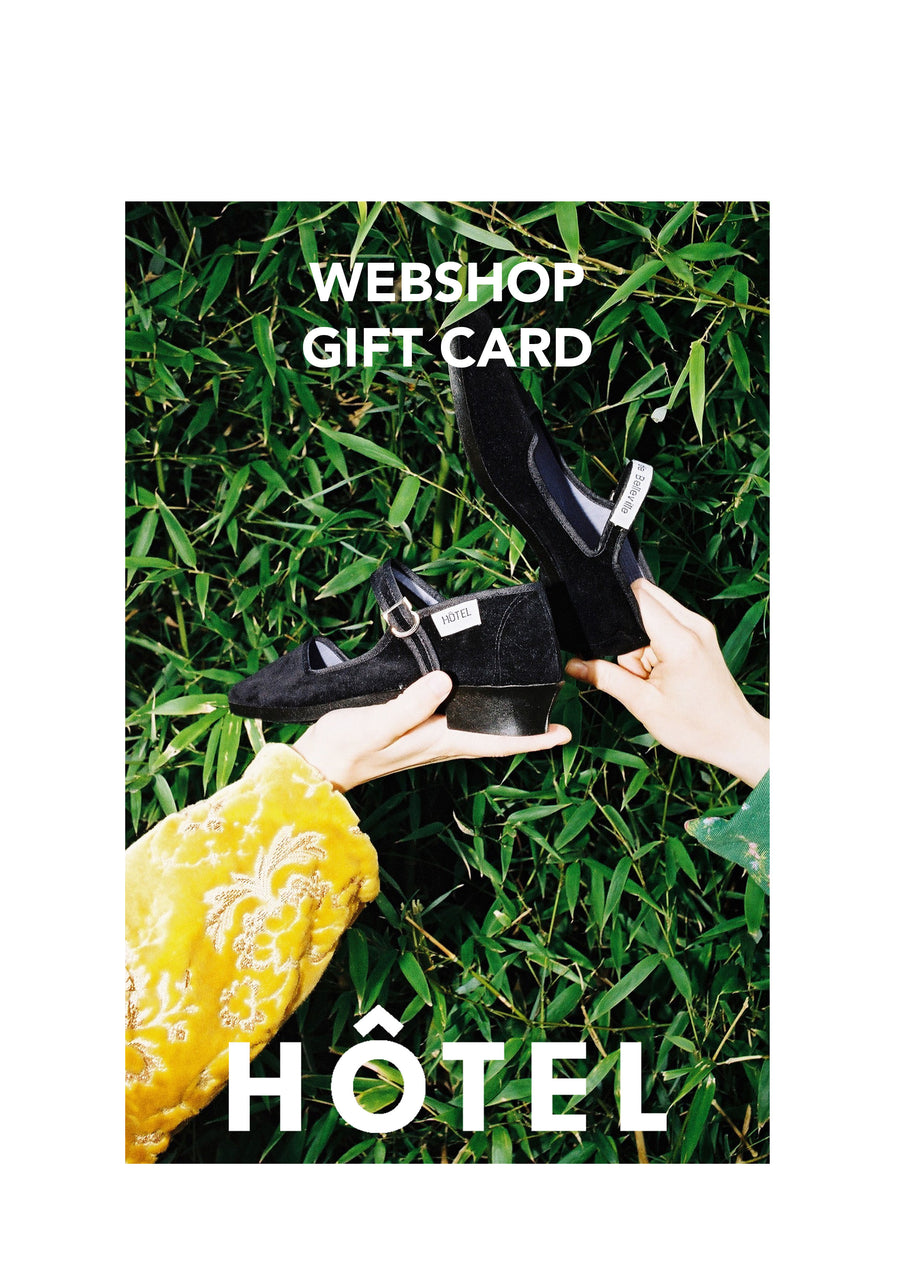Hôtel Vetements Gift Card