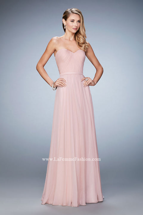 La Femme Bridesmaid Dress Style 20808
