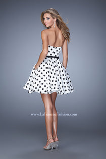 La Femme Homecoming Dress Style 21388