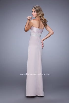 La Femme Mother of the Bride Dress Style 21554