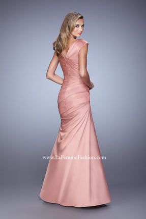 La Femme Mother of the Bride Dress Style 21610