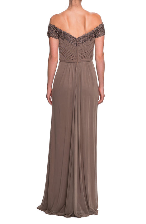 La Femme Mother of the Bride Dress Style 21613