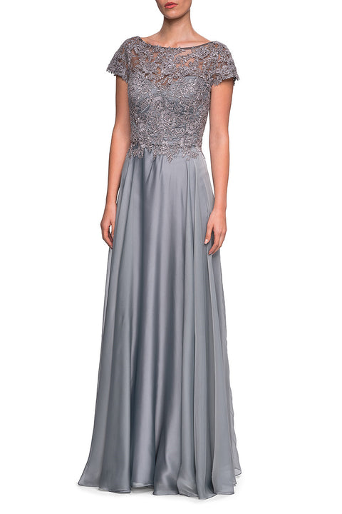 La Femme Mother of the Bride Dress Style 21627