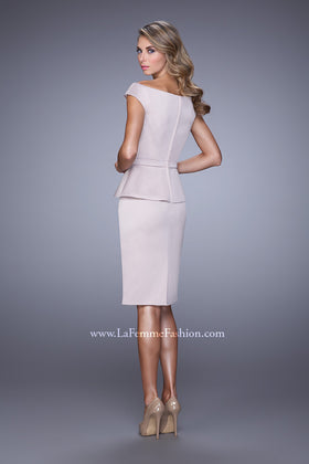 La Femme Mother of the Bride Dress Style 21637