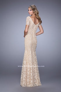 La Femme Mother of the Bride Dress Style 21657